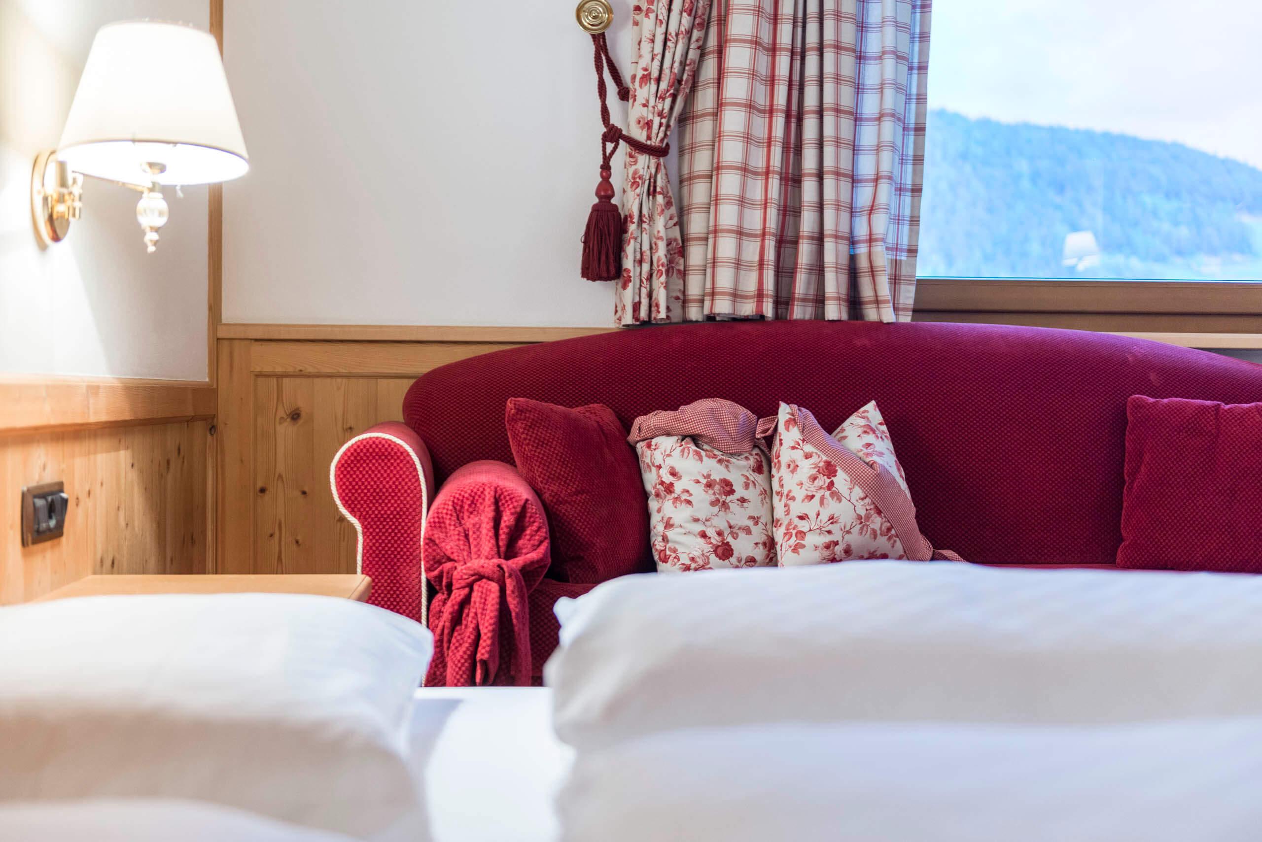 Himmelbett Suite